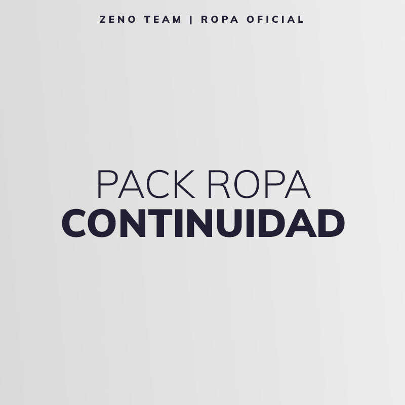 Pack Continuidad Zeno Team
