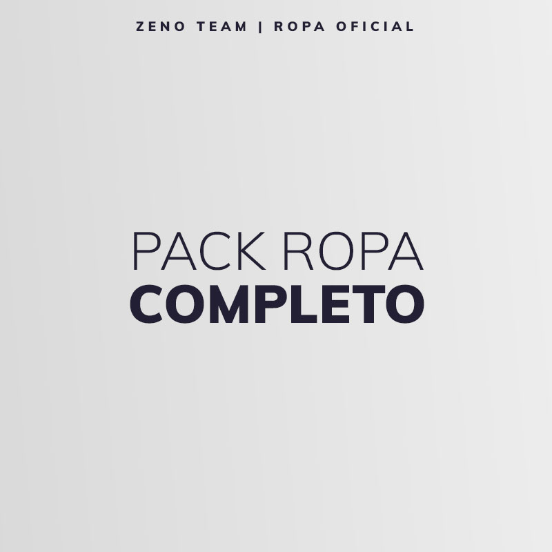 Pack Ropa Completo